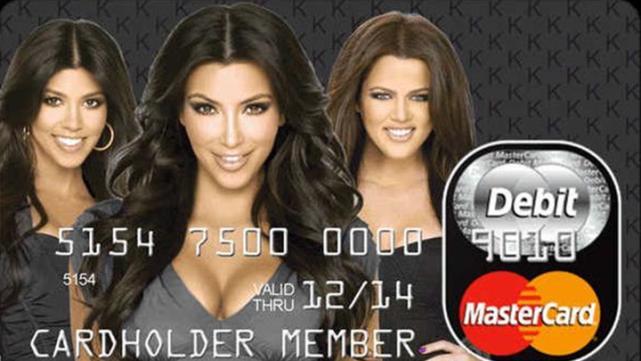 The Kardashian Kard