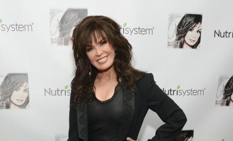 Marie Osmond Album Launch Party New York