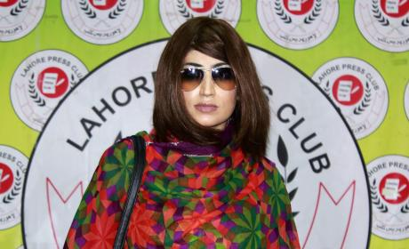 Qandeel Baloch, Pakistani Social Media Star, Murdered by Own Brother