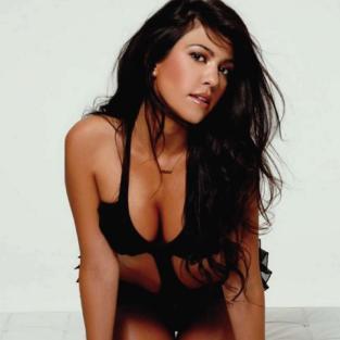 Kourtney Kardashian #TBT