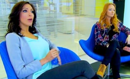 Farrah Abraham: Actually Civil, Calm During Teen Mom Reunion?!