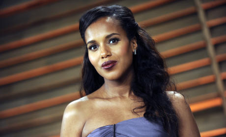 Kerry Washington & Nnamdi Asomugha: Headed For Divorce?!
