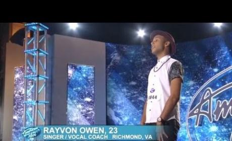 Rayvon Owen Covers Katy Perry, Makes Judges Swoon in American Idol Audition