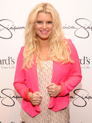 Jessica Simpson's Weight Loss