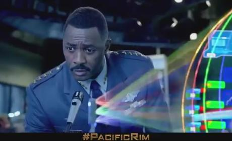 Pacific Rim Trailer: Idris Elba's Pep Talk
