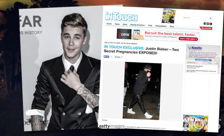 Justin Bieber Impregnated, Paid Off Multiple Women: Tabloid Report