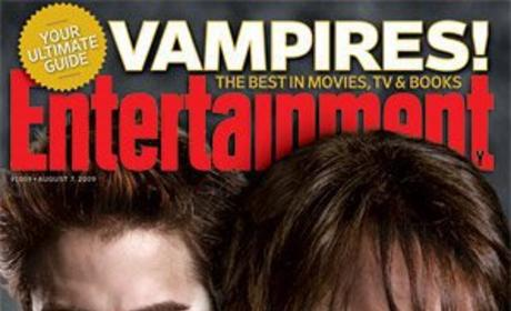 Entertainment News Magazine Pits Robert Pattinson Against Stephen Moyer