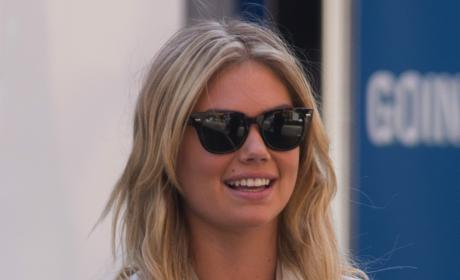 Kate Upton Wishes Frank Viola III Happy Birthday, Disses Justin Verlander