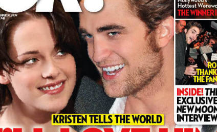 Kristen Stewart Will Love Robert Pattinson Forever, Tabloid Claims