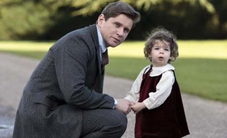 Downton Abbey Season 4 Photos: Baby Sybil, Lady Rose