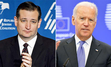 Ted Cruz Apologizes for Ill-Timed Joe Biden Joke