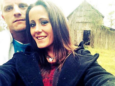 Jenelle Evans, Courtland Rogers Photo