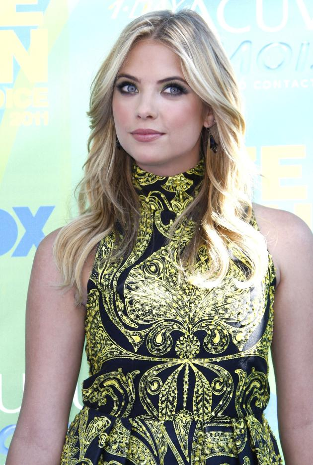 Ashley Benson Red Carpet Pic