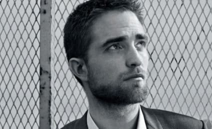 Robert Pattinson Reveals Former Celebrity Crush, Laments Lack of Six Pack