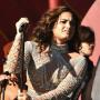 Demi Lovato in Central Park