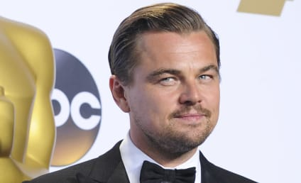 Leonardo DiCaprio Dissed Lady Gaga, Flipped Off Academy Members at the Oscars?