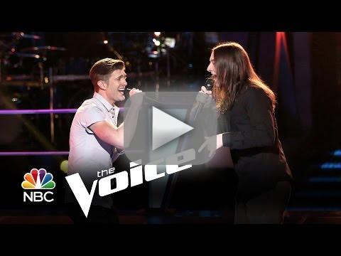 "Stevie Jo vs. Jake Barker: ""Higher Love"" (The Voice)"