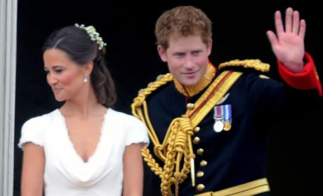 Prince Harry and Pippa Middleton Really Need to Hook Up This Weekend