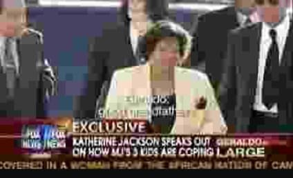 Katherine Jackson on MJ's Death: It Wasn't Natural