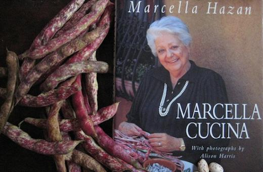 Marcella Hazan Book