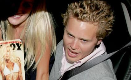 Spencer Pratt Continues to Whore Out Playboy Cover