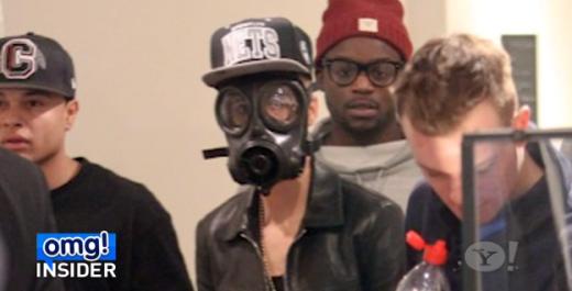 Bieber mask