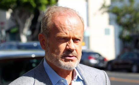 Kelsey Grammer Rep Explains Car Seat Controversy