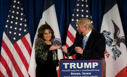 "Donald Trump Chooses Sarah Palin as Running Mate: Former Governor Says ""You Betcha"" to YUGE Opportunity"