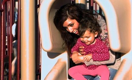 Farrah and Sophia Picture