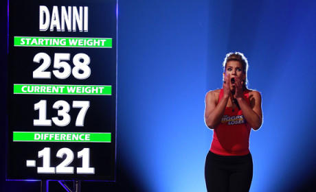 """Danni Allen Reacts to Biggest Loser Win, Wants to """"Change America"""""""