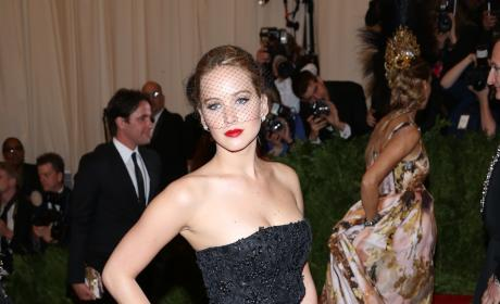 Jennifer Lawrence MET Gala Fashion