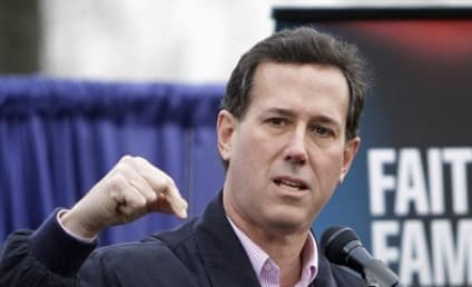 Rick Santorum Declares War on Porn