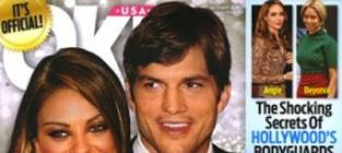 Mila Kunis and Ashton Kutcher: Baby and Wedding on the Way?!?