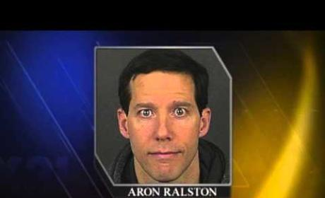 Aaron Ralston Arrested