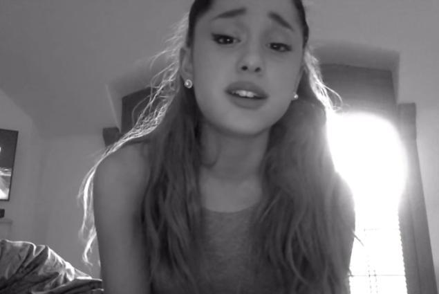 Ariana grande apology video