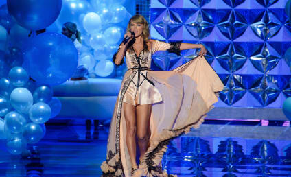 Taylor Swift Talks Drinking, Dating, Serving as a Role Model