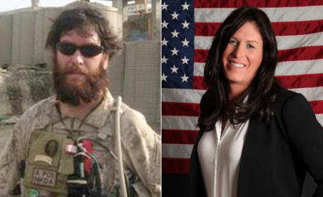 "Transgender Navy SEAL Comes Out, Publishes ""Warrior Princess"""
