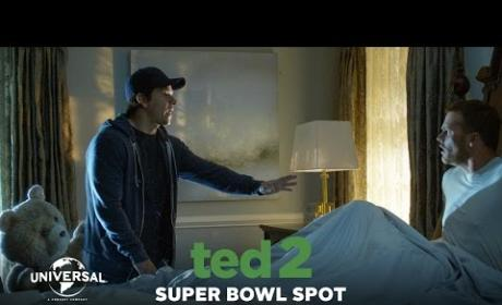 Ted 2 Super Bowl Trailer
