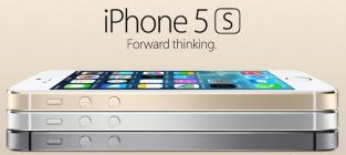 """iPhone 5S: Release Date, New Colors, """"Touch ID"""" Fingerprint Sensor Unveiled!"""