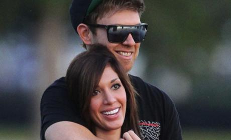 Brian Dawe: Dating Farrah Abraham For Some Reason!