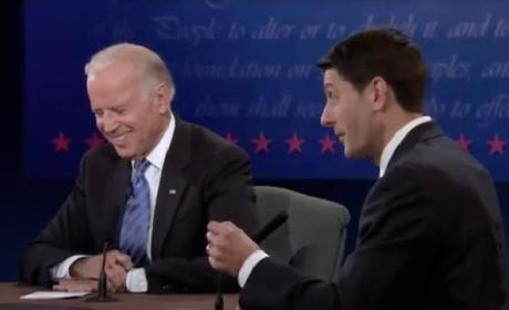 Vice Presidential Debate 2012: Biden vs. Ryan