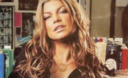 Fergie on Christina Aguilera: Peeps Get Nervous!