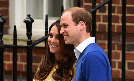Princess Charlotte: Keeping William and Kate Up ALL NIGHT!