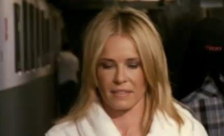 Lindsay Lohan Confronts Chelsea Handler