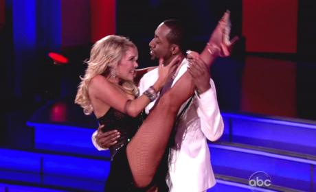 Dancing With the Stars Recap: Jane Seymour Impresses, Inspires