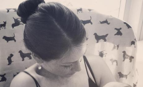 Lucy Liu Apparently Has a Son!