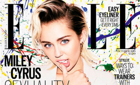 "Miley Cyrus: I'm a ""Pansexual"" Baker and Hockey Player!"