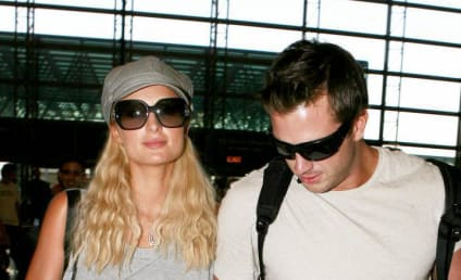 Cy Waits, Paris Hilton Involved in Hit-and-Run