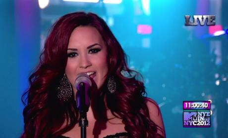 Demi Lovato Tweets to God: Really, Dude?!?