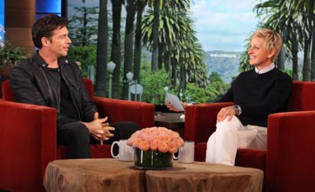 Harry Connick Jr. and Ellen